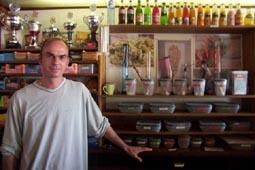 Tony the dealer at Willie Wortels