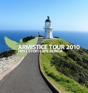 armistice tour