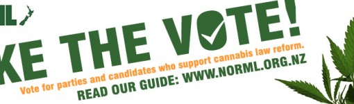 #TokeTheVote: NORML NZ's Guide to Political Party Cannabis Policies for the 2017 Election