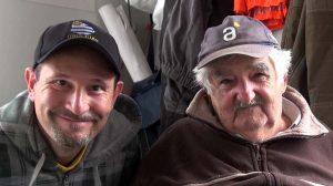 Arik Reiss meets Jose Mujica at last!