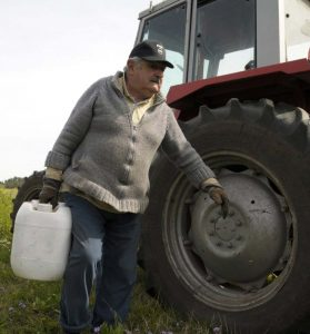 MUjica the farmer