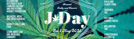 Show your support at J Day, Sat 1 May 2021